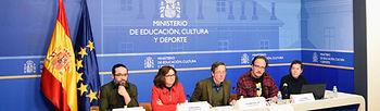 Nueva web de cine. Foto: Ministerio de Educación, Cultura y Deporte.