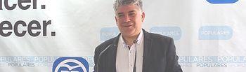 Carlos Cotillas, miembro del Comité Ejecutivo del PP de Castilla-La Mancha