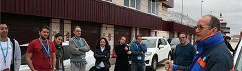 La Escuela TAC y Mazda enseñan conducción eficiente en el Circuito de Velocidad de Albacete