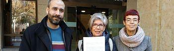El Círculo Podemos Albacete junto a la  Asociación Colectivo de Apoyo al Inmigrante (ACAIM).
