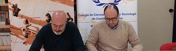 Convenio CESCLM-Colegio de Polititologos