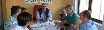 ASAJA CLM considera insuficiente la ayuda prevista para la incorporación de jóvenes a la agricultura. Foto: ASAJA CLM.