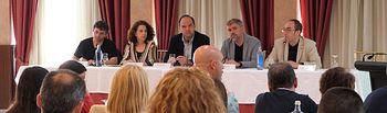 Encuentro de asesores y asesoras y salud laboral, organizado por el Instituto Sindical de Trabajo, Ambiente y Salud (ISTAS) de CCOO y que se celebra hoy y mañana en Ciudad Real