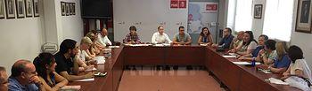 Ejecutiva Municipal PSOE Albacete