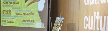 Presentación del programa de Música en Primavera en el teatro Buero Vallejo