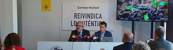 Acto de Presentación Correos Market en Guadalajara