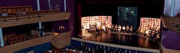 Teatro Circo. Albacete. Foto de Archivo.
