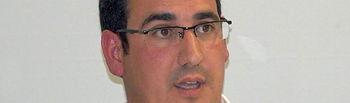 El vicepresidente de la Federación de Municipios y Provincias de Castilla-La Mancha y Alcalde de Membrilla (Ciudad Real), Manuel Borja