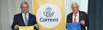 Campaña Mensajeros de la Paz-Correos.