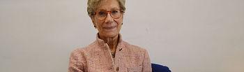 Silvana Sciarra, en la Facultad de Derecho y Ciencias Sociales de Ciudad Real.