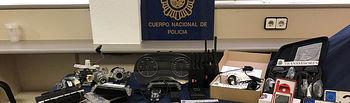 Desarticulan organización que robaba vehículos en Madrid y Guadalajara para su venta en Polonia una vez falsificados