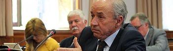 El portavoz del GPP en la comisión de Asuntos Iberoamericanos, Dionisio García Carnero