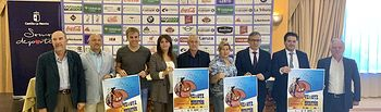 Presentación 'Quijote Maratón'.