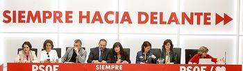 Ejecutiva Federal PSOE 27-05-2019.