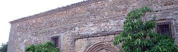Imagen de la iglesia de San Pedro Apóstol en Cervera del Llano, en la provincia de Cuenca, que será restaurada gracias a la colaboración del Gobierno de Castilla-La Mancha con la Iglesia Católica.