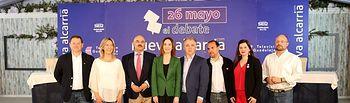 Alejandro Ruiz ha participado en el debate organizado por Nueva Alcarria, Cadena Ser y Guadalajara media