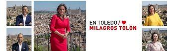 Candidatura PSOE Toledo.