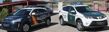 Policía Nacional - Guardia Civil.