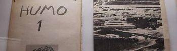 Detalle de una publicación perteneciente a la exposición. Foto: EFE.