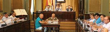 Pleno Diputación.