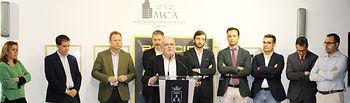 Presentación de la programación de la XXI edición del Festival Internacional de Cine Independiente de Albacete (Abycine).