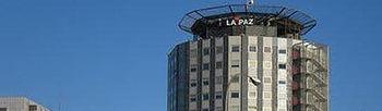 Hospital La Paz.