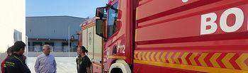 Hará modificación crédito de 580.000 € para corregir desajustes encontrados en servicio provincial de bomberos