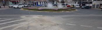 Plaza Alberto Mateos.