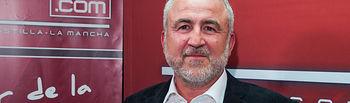 Hernando Martínez, candidato de UPyD a la alcaldía de Albacete.