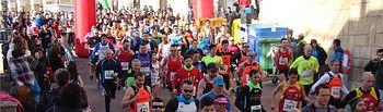 Riópar vivió una fiesta del deporte popular con las carreras de atletismo y trail