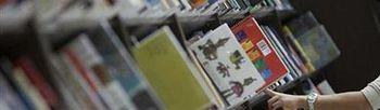 Biblioteca. Foto: EFE.