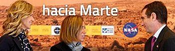 Marte. Foto: EFE