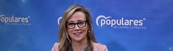 Lola Merino, portavoz parlamentaria del PP-CLM.