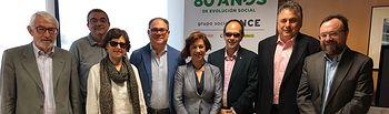 Jurado Premios Solidarios ONCE 2018.
