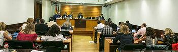 Comisión de Economía y Presupuestos de las Cortes regionales.
