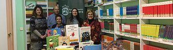 """Nuevo premio María Moliner para la Biblioteca Municipal de Alovera por su campaña de animación a la lectura """"Leer para Aprender a Cambiar el Mundo""""."""