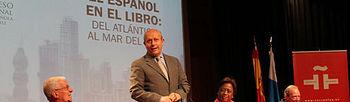 José Ignacio Wert en el Congreso Internacional de la Lengua Española (Foto Ministerio de Educación, Cultura y Deporte)