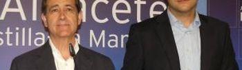 Antonio Delgado y Jesús Perea
