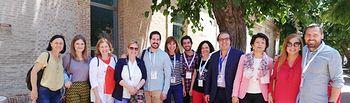Una delegación de Albacete asiste a las I Jornadas de Infancia y Familia.