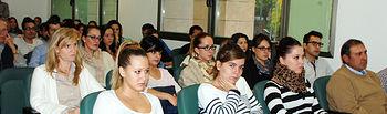 Profesionales y estudiantes comparten el seminario de Dirección de Cooperativas Agroalimentarias