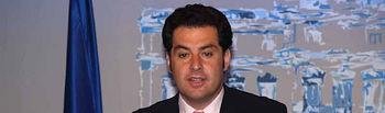 El coordinador de Política Autonómica y Local del Partido Popular, Juan Manuel Moreno. Foto de archivo.