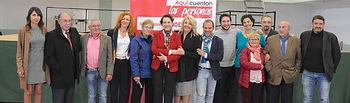 Presentación candidatura PSOE Galápagos