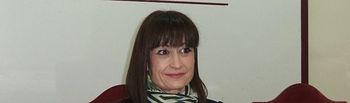 Rosario Herrera, concejala de Turismo en el Ayuntamiento de Villarrobledo.