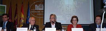 La Diputación acoge las IX Jornadas Oncológicas de Albacete organizadas por la AECC
