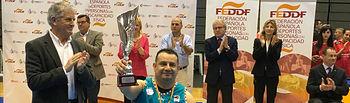 El BSR AMIAB Albacete, de nuevo subcampeón de la liga de baloncesto en silla de ruedas