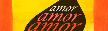 "Cartel ""Amor, Amor, Amor"""
