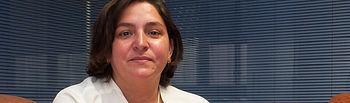 Cesárea Arnedo, vicepresidenta primera de la Mesa de las Cortes de Castilla-La Mancha