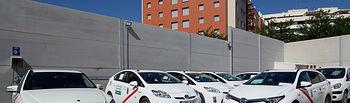 Taxis en Albacete