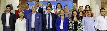 Núñez presenta a José Lozano como candidato a la alcaldía de Almodóvar del Campo (Ciudad Real)