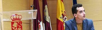Eduardo Quilis, Secretario de la Asociación para el Desarrollo de la Serranía Celtibérica en Cuenca